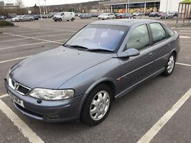 2001 VAUXHALL VERCTRA CDX AUTOMATIC / MOT / HEATED SEATS / DRIVES WELL / CARDS TAKEN / WE DELIVER