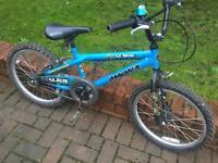 Magna Alien blue kids bike