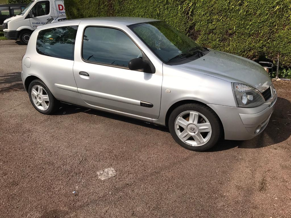 2005 renault clio 1 5 dci campus sport in blackwood caerphilly gumtree. Black Bedroom Furniture Sets. Home Design Ideas