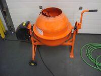 63L Cement Mixer