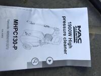 MAC Allister 1900W High Pressure Cleaner