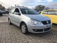 Volkswagen Polo │1.4 S Automatic 5 Doors │ 1 Year MOT │ Alloys │ Air Con
