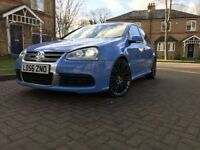 VW GOLF R32 MANUAL 56 PLATE 70K LOOKS AND DRIVES MINT TOP SPEC STUNNING CAR NEEDS TO GO TODAY