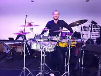 Percussionist Available London UK