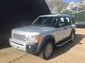 Landrover discovery 3 2.7 tdi se with hse spec