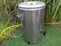 Burco Dean LPG Propane Catering boiler water tea urn Gas