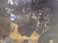Toyota Mr2 Sw20 3sgte Turbo Rev 2 Oem Engine Spares Or Repairs - Cracked Block