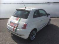 ⭐️ IDEAL FIRST CAR !! Fiat 500 m/jet diesel sport, only 1248 cc, Mot'd May 2019, only £20 per yr tax