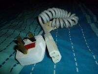 Printer Plug Cable