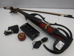 Yamaha Silent Violin (Made in Japan) - We Buy and Sell Pre-Owned String Instruments at Cash Pawn! - 117048 - SR917405