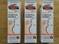 3 x NEW Palmers Massage Cream For Stretch Marks 125g - £10 or 1 for £4