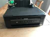 Epson SX235w WiFi printer and scanner