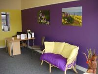 Therapy room to rent ��20