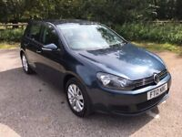 2012 VW Golf Tdi 1.6 (105) 5DR Hatchback Automatic DSG Full service history immaculate condition