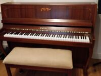 Fazer piano for sale - good/very good condition - late 1980's/early 1990's
