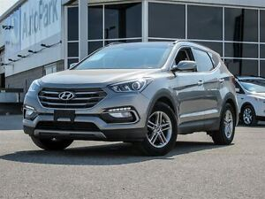 2017 Hyundai Santa Fe Sport AWD|Leather Interior|