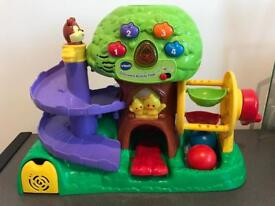 Vtech Discovery tree toy