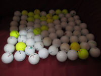 54x Pinnacle Golf Balls VGC