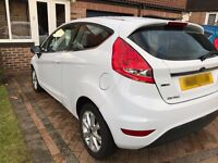 Ford Fiesta TDCi Zetec 1.6 2010 3 door