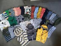 Boys, clothes bundle 9-12 months Next, M&S, H&M