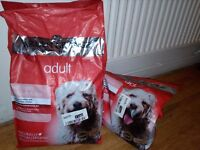 Arden Grange Adult With Fresh Chicken and Rice pet food 12 kg + third bag