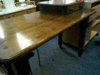 Wooden table #27964 £69