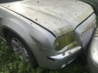 BREAKING FOR SPARES PARTS 2006 CHRYSLER 300C CDI AUTO ONLY 93K