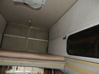 V W Camper Motor Home T25 POP TOP 4 Berth.
