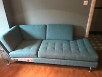 Brand new designer sofa: too large for our room!