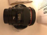 Canon EF 24mm f/1.4 L USM II Lens