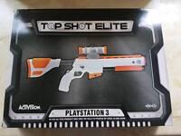 Top Shot Elite gun controller for Playstation 3