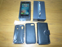 Apple mobile smart Iphone 5 model A1429 - 16GB - **UNLOCKED** PAYG