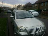 Toyota Avensis 2ltr 03 Plate