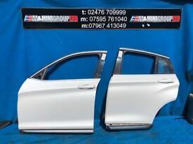 BMW X4 F26 COMPLETE DOOR N/S/F O/S/F N/S/R O/S/R METALLIC PEARL WHITE 2011-2019