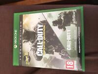 Call of duty Legacy edition Xbox one