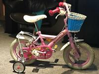 kids bicycle 2-4years