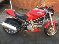 Ducati Monster 800