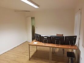 WORKSHOP PLUS OFFICE SPACE BILLINGHAM AREA £125 PER WEEK INCLUDING ALL RATES AND ELECTRIC.