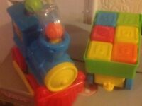 Various toys .... Chicco, etc