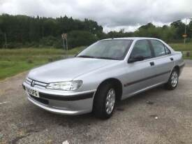 Breaking 2002 Peugeot 406 2.0 hdi 90bhp, good low milage 115k engine & gearbox, most parts available