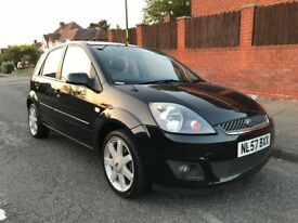 *** FORD FIESTA ZETEC - 1.2L - 5 DOOR ***