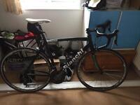 Bianchi road bike - nirone men's