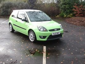 2007 Ford Fiesta 1.6 Zetec S Celebration,Immaculate condition,cheap insurance