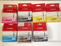 Canon Printer Cartridges - Reduced