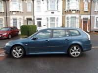 SAAB 1.9 DIESEL SPORTS ESTATE 2007***IMMACULATE & EXCELLENT DRIVE-LONG MOT***ONLY £1750
