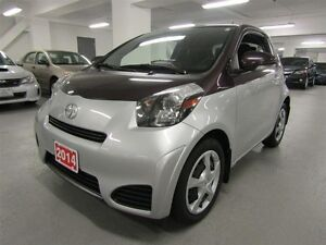 2014 Scion iQ FUEL SAVER, VERY LOW KMS!