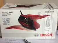New Bosch Sensixx'x DA50 Red iron