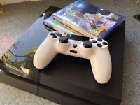 Sony PlayStation 4 Slim 1TB FIFA18, Crash Trilogy, Brand new, Still Wrapped