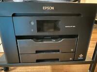 Epson Workforce WF-7830DTWF A3 Inkjet Printer