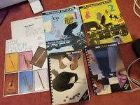 Selection of Flute/Recorder Songbooks